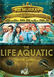 The Life Aquatic With Steve Zissou (The Criterion Collection) (Sous-titres français)