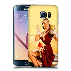 NICE CASE Jill Needs Jack Pin Up Girl Snap-on Hard Back Case Cover for Samsung Galaxy S6 by ruishername