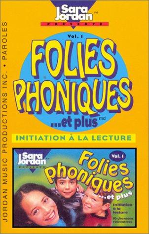 Francais: Folies phoniques et plus...vol.1 (French Edition) (Jordan French Blue 7)