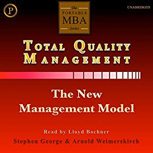 Total Quality Management Hörbuch