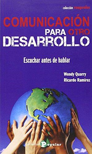Descargar Libro Comunicación Para Otro Desarrollo Wendy Quarry (inglés)