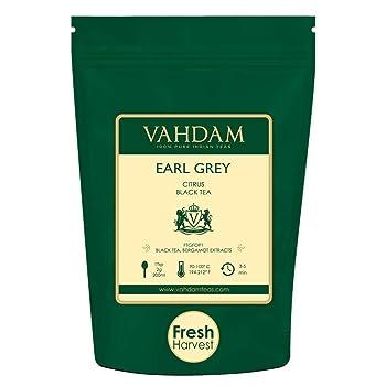 VAHDAM 16-Ounce Bag Of Earl Grey Tea