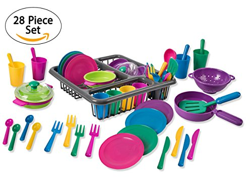 dish drainer for kids - 3