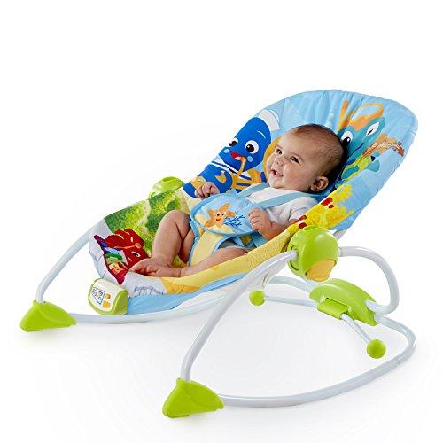 977c6f966 Amazon.com   Baby Einstein Rocker - Rhythm of the Reef   Baby
