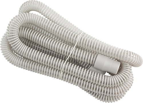 Roscoe Medical Easy-Flex Lightweight CPAP Hose - 10 Feet - Flexible CPAP Tubing, 22mm Opening
