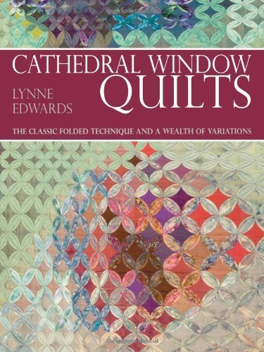 cathedral window quilt book - 9