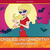 Undead and Unworthy, Queen Betsy, Book 7 | MaryJanice Davidson