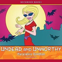 Undead and Unworthy, Queen Betsy, Book 7