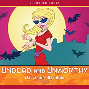 Undead and Unworthy, Queen Betsy, Book 7 Audiobook