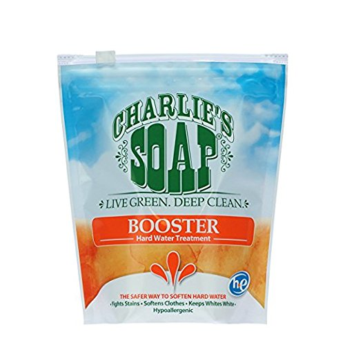 Charlie's Soap Laundry Booster and Hard Water Treatment (1-Pack)
