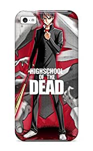 Best Case Cover, Fashionable Iphone 4/4s Case - Highschool Of The Dead
