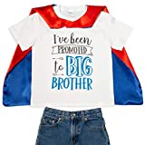 Promoted to Big Brother Tee (Medium) White