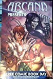 img - for Arcana Presents (Free Comic Book Day #5), 2008 book / textbook / text book