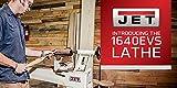 Metal Lathe - Jet 719500 JWL-1640EVS 1.5 hp 115V Lathe