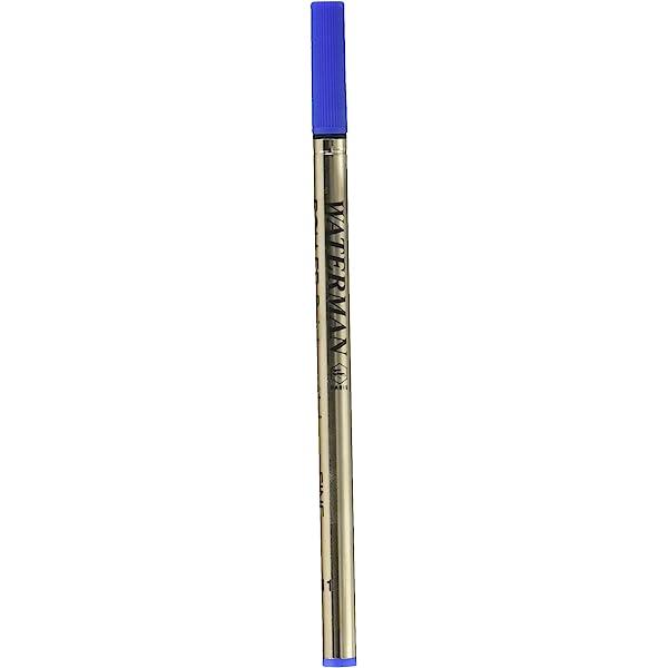 Waterman Fountain Pen Refill 8//Pkg Blue