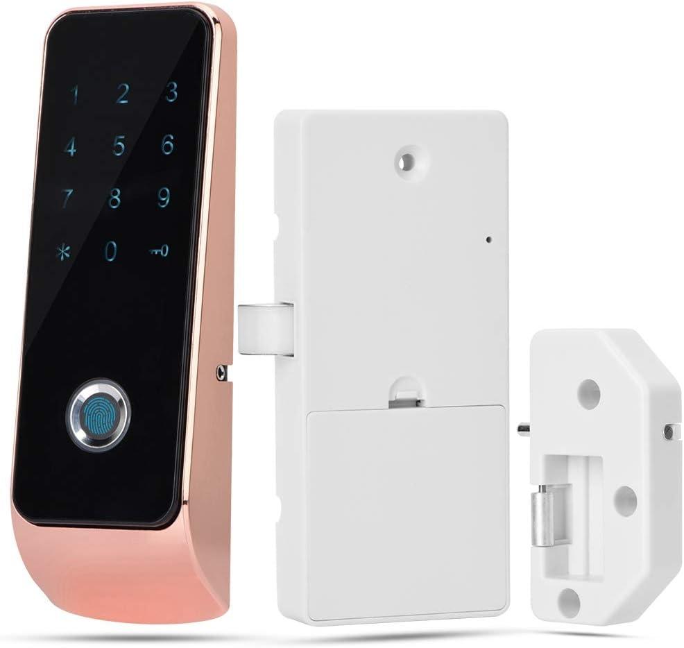 cassetti armadietti Serratura con password digitale intelligente per armadi in lega di zinco armadietti scarpiera
