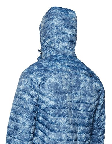 Azul The Banff Face Hombre Chaqueta Thermoball North Blue Hoodie para M xHxp4gwq