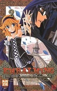 Embalming, tome 2 par Watsuki Nobuhiro
