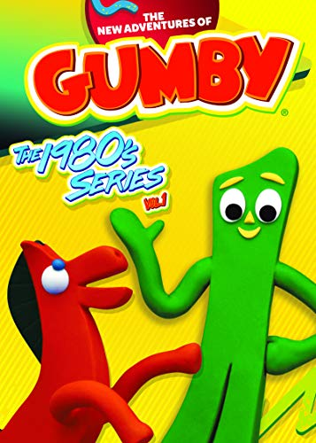 The New Adventures of Gumby: The 1980s Volume 1