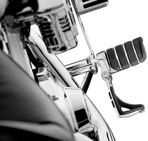 Honda Shadow Forward Controls - Kuryakyn Switchblade Footpegs - Male Mount 4445