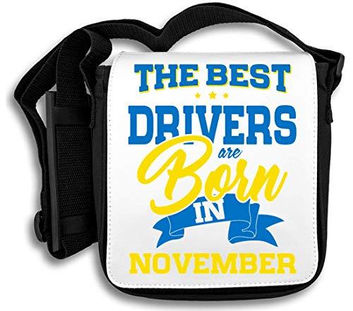 0c3d0fc7b3 Tracolla November Drivers A In Born Are Best Borsa The X8qnHpZ5X