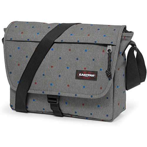 Eastpak Buckler Collezione Authentic Borsa a Spalla Trio Dots 25x34x10cm 6l