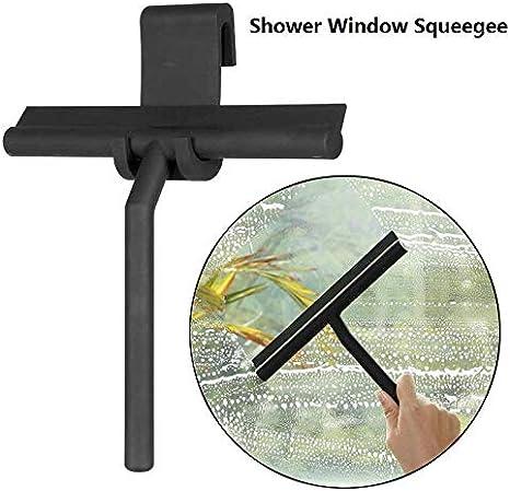AOLVO Limpiador de limpiacristales para mampara de ducha y ventana ...