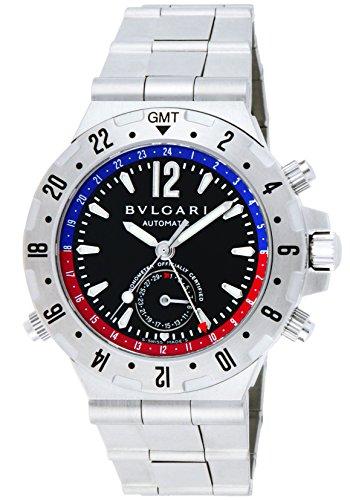 Bvlgari Diagono Aria Mens Watch GMT40SSD