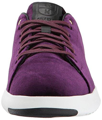 Cole Haan Frauen Grandpro Tennis Leder Spitze Ox Fashion Sneaker Malbec