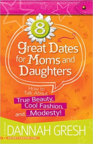 Download 8 Great Dates for Moms and Daughters PDF, azw (Kindle)