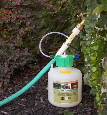 Ez Flo 2020 Hb Garden Hose Fertilizer Injector W Backflow