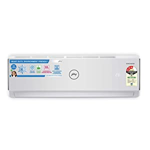 Godrej 1 Ton 3 Star Inverter Split AC (Copper GIC 12YTC3-WTA White)