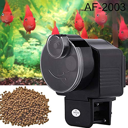 YTCYKJ AF-2003 Aquarium Fish Tank Auto Feeders Pet Feeding Dispenser, Capacity: 20-50g The Perfect One for You by YTCYKJ