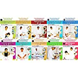 Simple traditional Chinese medical massage and self health care by Zhang Yushuan 10DVDs