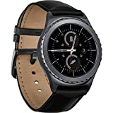 Samsung Gear S2 Classic Smartwatch - Black - SM-R7320ZKAXAR (Certified Refurbished)