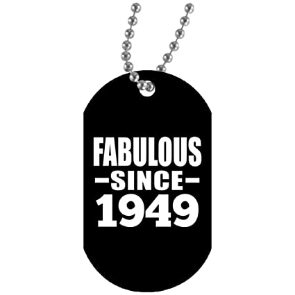 Birthday Gift Idea Fabulous Since 1949
