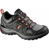 Salomon Ellipse 2 GTX Goretex - 400021 - Color Black-Blue - Size: 7.0