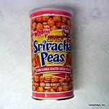 Hapi Snacks - Spicy Sriracha Peas - Chili Garlic Coated Green Peas (Net Wt. 9... by Hapi [Foods]