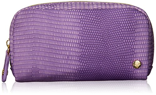 Stephanie Johnson Mini Cosmetic Pouch, Galapagos Deep Orchid