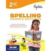 2nd Grade Spelling Games & Activities (Sylvan Workbooks)