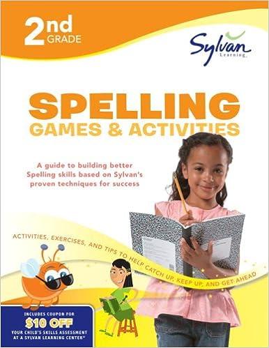 Workbook 2nd grade spelling worksheets : Second Grade Spelling Games & Activities (Sylvan Workbooks ...