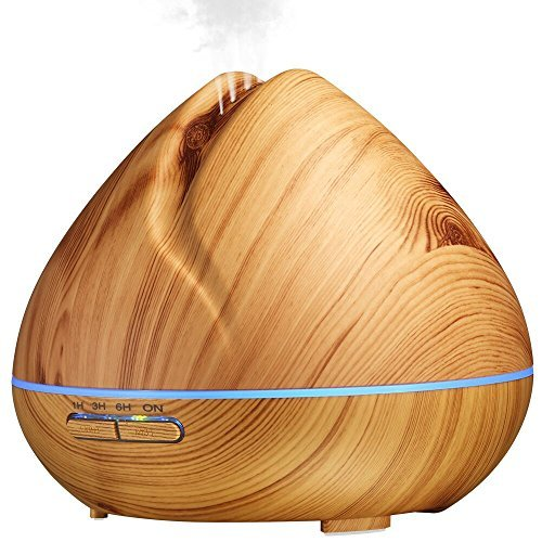 ToullGo Diffuser, 400ML, Wood Grain Design -