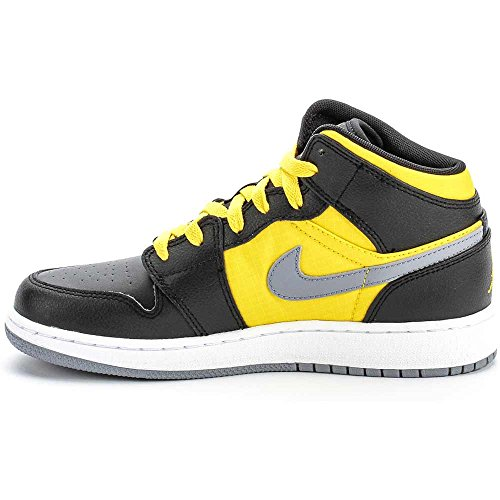 PHAT Nike 39 5 JORDAN 364771 AIR GS Junior 1 6 050 Jaune ttAc6gqvw