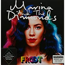 Marina and the Diamonds - Froot (1 CD)