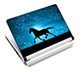 Horse 11.6' 12.1' 13' 13.3' 14' 15' 15.4' 15.6' Netbook Laptop Skin Sticker Reusable Protector Cover Case for 11.6' -15.6' Inch Apple Acer Leonovo Sony Asus Toshiba Hp Samsung Dell FY-NEK-007