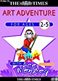 The Times Ace Monkey Pre-School Art Adventure (Ages 2-5)