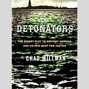 The Detonators Audiobook