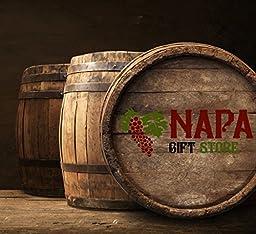 Wine Barrel Candle Holder Hand Made From Vintage Napa Wine Barrels