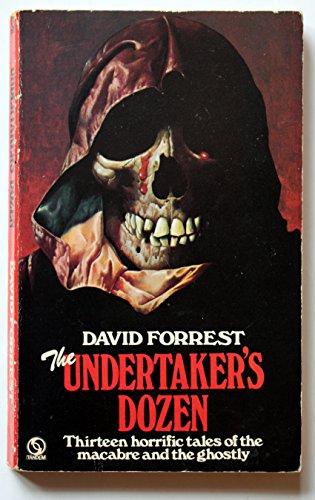 book cover of The Undertaker\'s Dozen