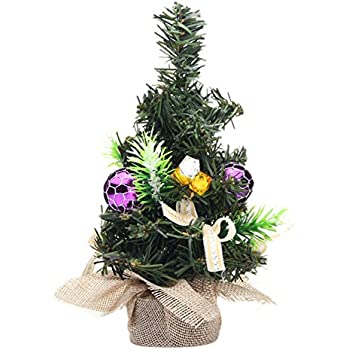 Tutuba Mini Christmas Tree Festival Holiday DecorationsBest Choice Of Decoration For Home